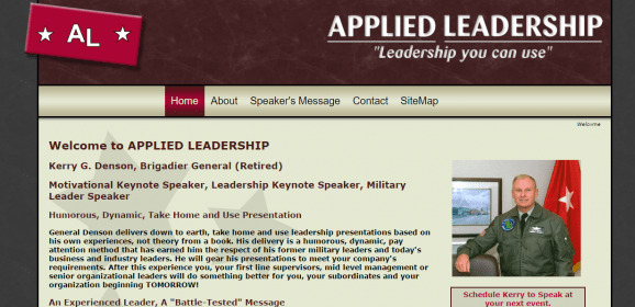 Applied Leadership