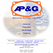 Appleton Packing & Gasket 30 Second Commercial